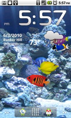 Aquarium-lwp-home