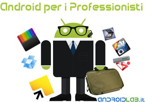 androidProfessionisti