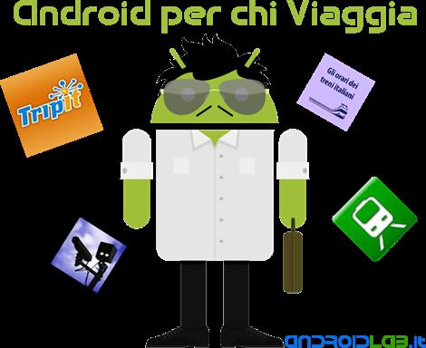 AndroidViaggi