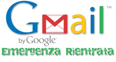 google-emergenza-rientrata