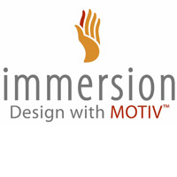 Android haptic feedback sdk Immersion MOTIV