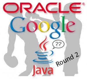 Orcle Contro Google