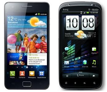 Galaxy-S2-vs.-HTC-Sensation