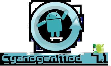 CyanogenMod-7-1