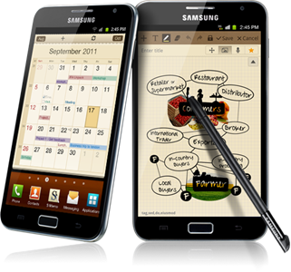 Samsung-Galaxy-Note-protagonista-delle-sfilate-milanesi