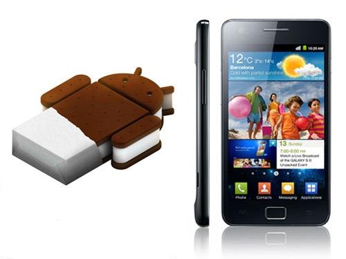Come aggiornare manualmente il Galaxy S II ad Ice Cream Sandwich [UPDATE Root]