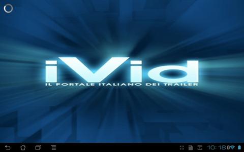 iVid-per-Tablet-TrailerHD-cinema-Videogiochi, Foto e Libri