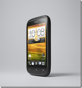 HTC Desire C-FRONT-LEFT-BLACK-RGB