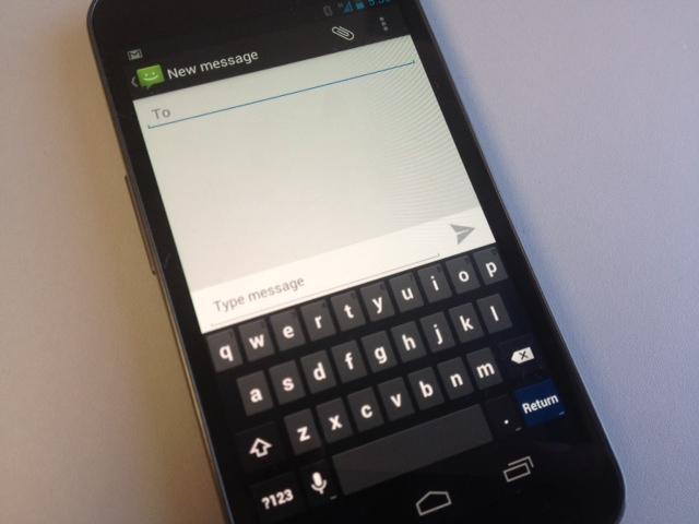 La tastiera di Jelly Bean disponibile anche su ICS