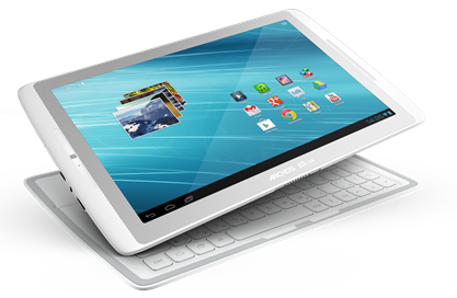 Archos 101XS Coverboard_ambiance detached