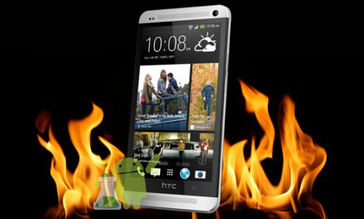 HTC One overclock
