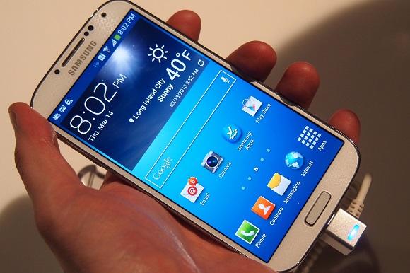 Samsung rilascia un Hands-on del Galaxy S4