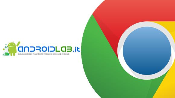 Chrome Mobile Special Event Seguite la diretta streaming su AndroidLAB