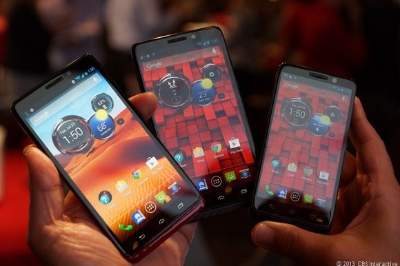 Motorola Droid Mini, Ultra e Maxx