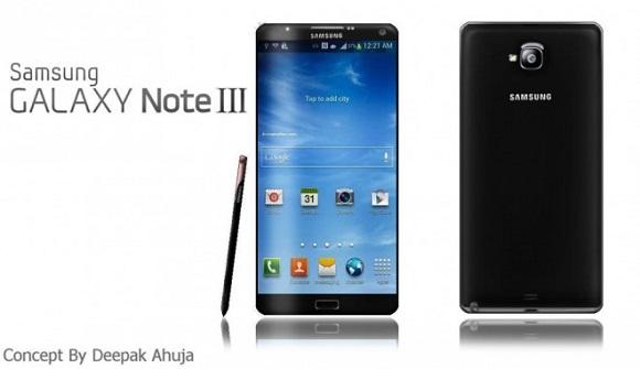 Samsung Presentato Il Nuovo Galaxy S3