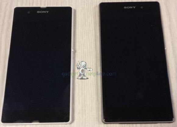 Sony-Honami-Vs-Xperia-Z-Leaked