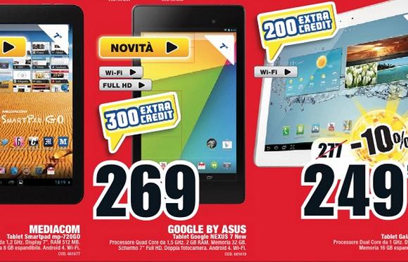 Nexus 7 2013 mediaworld