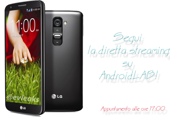 Presentazione LG G2