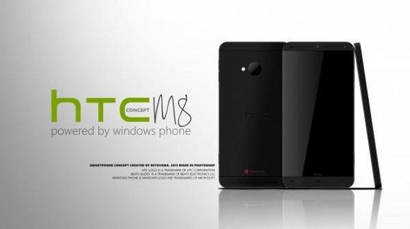 HTC M8 foto