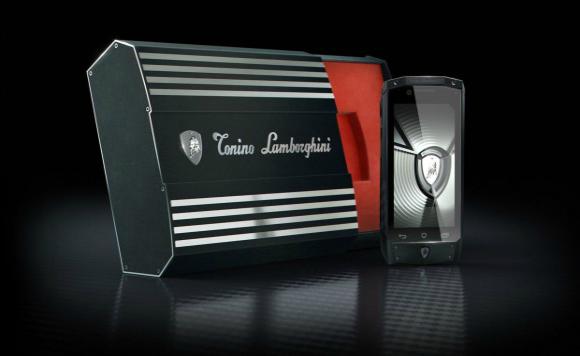 Antares: smartphone Android di casa Lamborghini