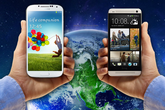 Aggiornamento ad Android 4.4 KitKat: Htc One e Galaxy S4 Play Edition