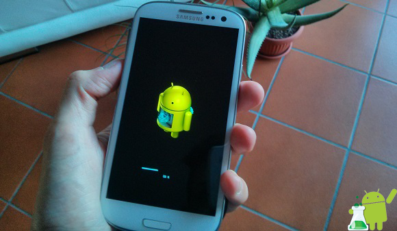 Galaxy s3 update AndroidLAB