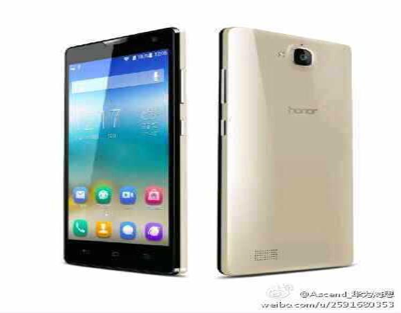 Huawei Honor 3C: immagini e caratteristiche