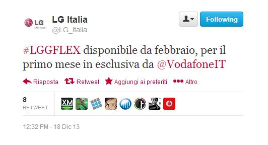 LG Italia