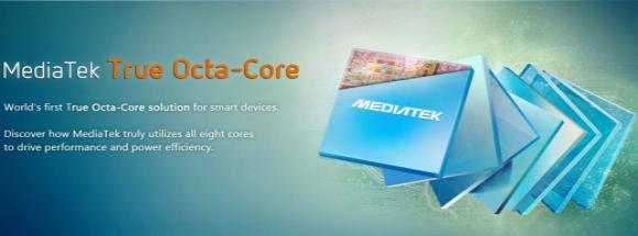 Mediatek MT6595: nuovo octa-core con supporto alle reti Lte
