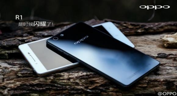 Oppo R1: ufficiale ma solo in Cina