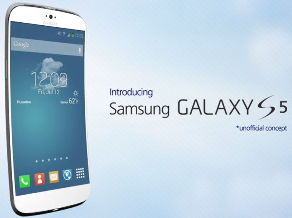 Samsung Galaxy S5: è lui?