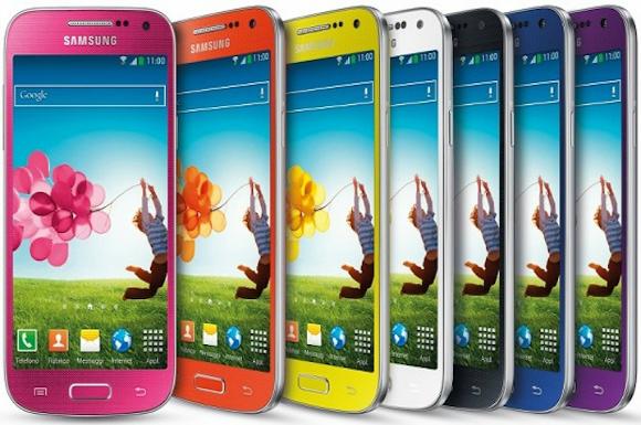 Samsung Galaxy S4 mini: in arrivo nuove colorazioni
