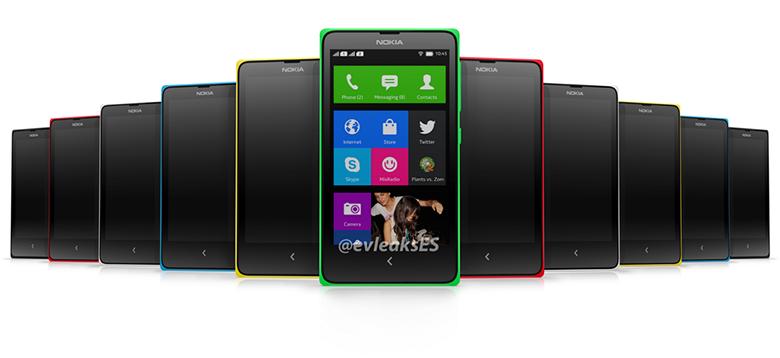 Nokia Normandy: scheda tecnica confermata