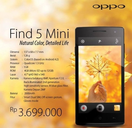 oppo-find-5-mini-446x450