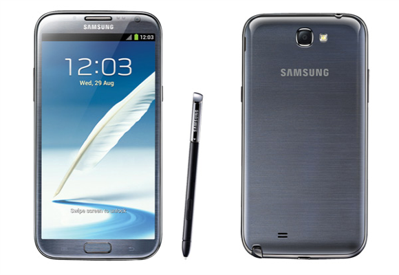 Samsung Galaxy Note 2: test Android 4.4.2 KitKat