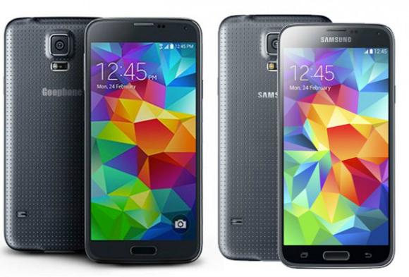 Goophone S5: disponibile il clone del Samsung Galaxy S5