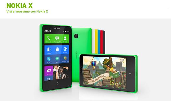 Nokia X: in arrivo la prima custom ROM
