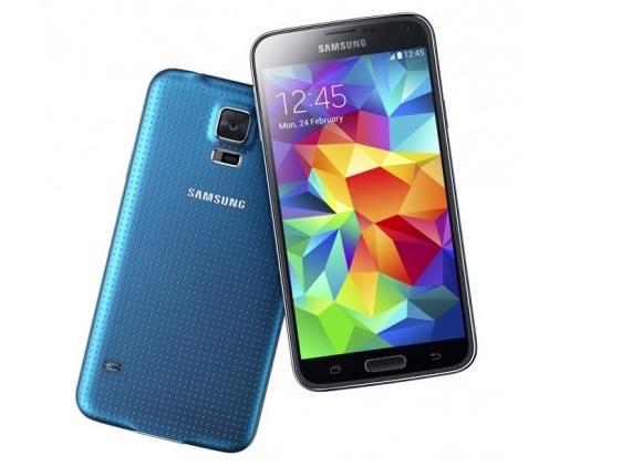 Sfondo Galaxy S5 con alcune varianti [Download]