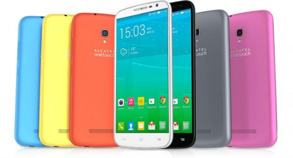 Alcatel presenta One Touch POP S3, S7 e S9