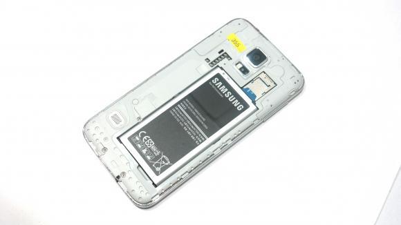 Samsung Galaxy S5: batteria aumentata del 25%