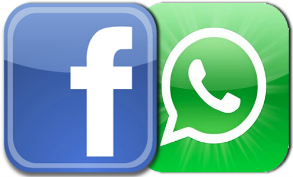 facebook-whats'app