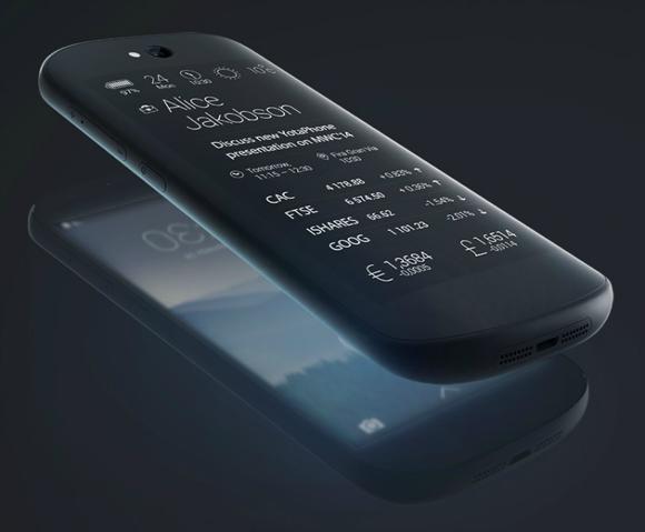 Yota presenta il nuovo YotaPhone 2