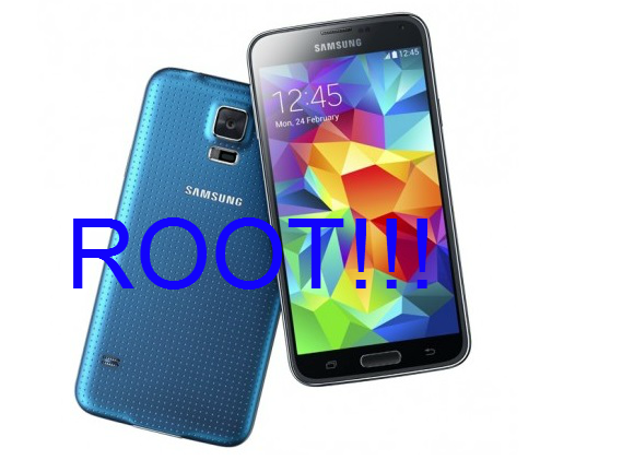 Samsung-Galaxy-S5-root