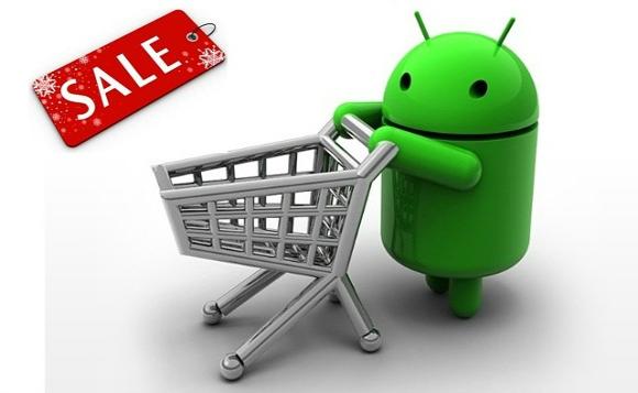 Google Play Store: sconti di primavera