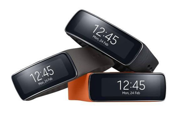 Samsung Gear Fit: niente Android né Tizen