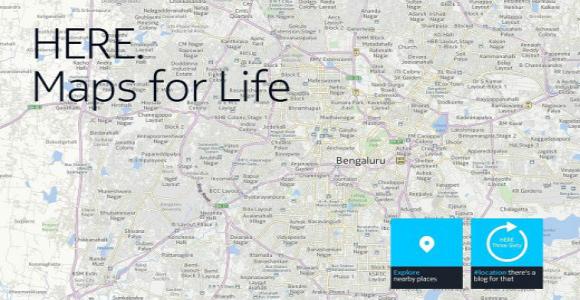 Nokia Here Maps sbarca su Android [Guida]