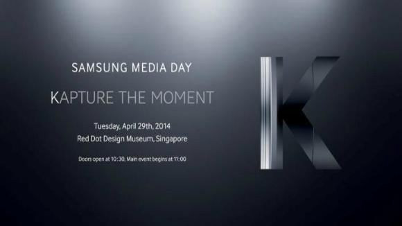 Samsung presenterà il Galaxy S5 Zoom il 29 Aprile