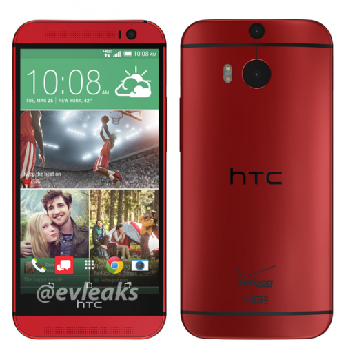 htc-one-m8-red