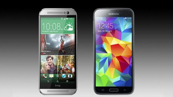 HTC: 5 motivi per preferire One M8 al Galaxy S5