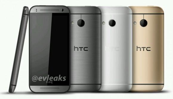 HTC One Mini 2 leaked indiscrezioni